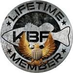 KBF Lifetime Military Membership