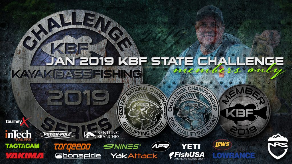 January 2019 KBF State Challenges