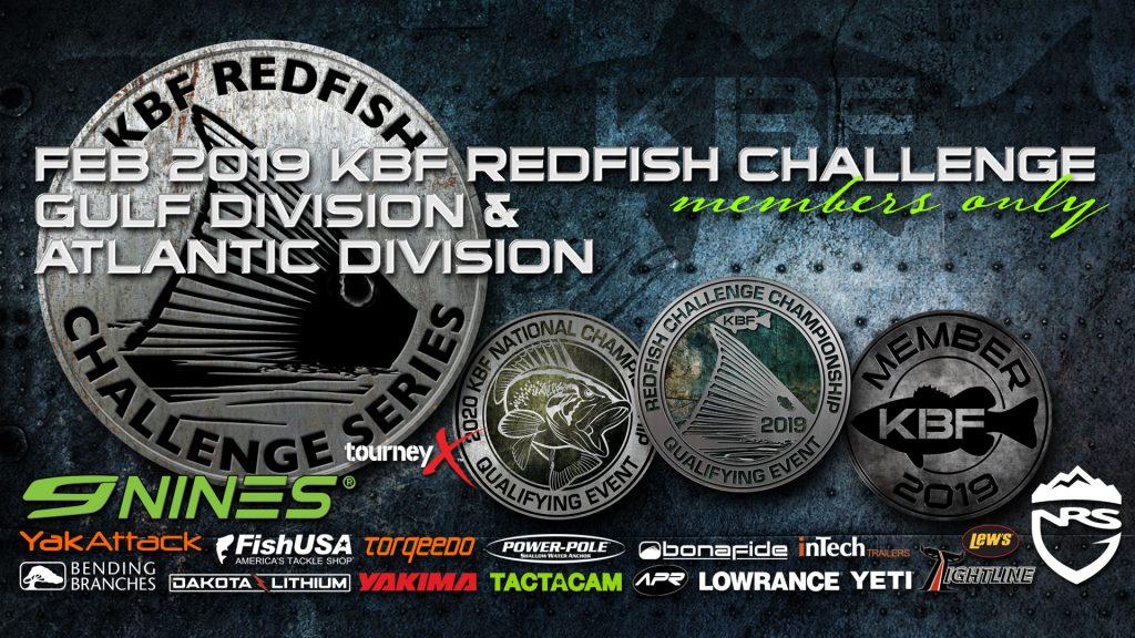 February 2019 KBF Redfish Challenge