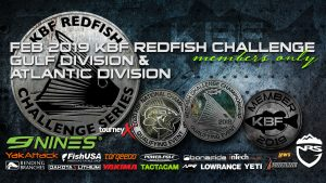 February 2019 KBF Redfish Challenge