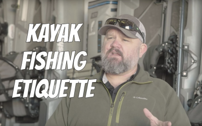 Kayak Fishing Etiquette – Avoid RAMP RAGE