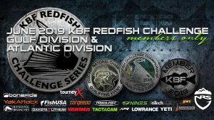 June 2019 KBF Redfish Challenge