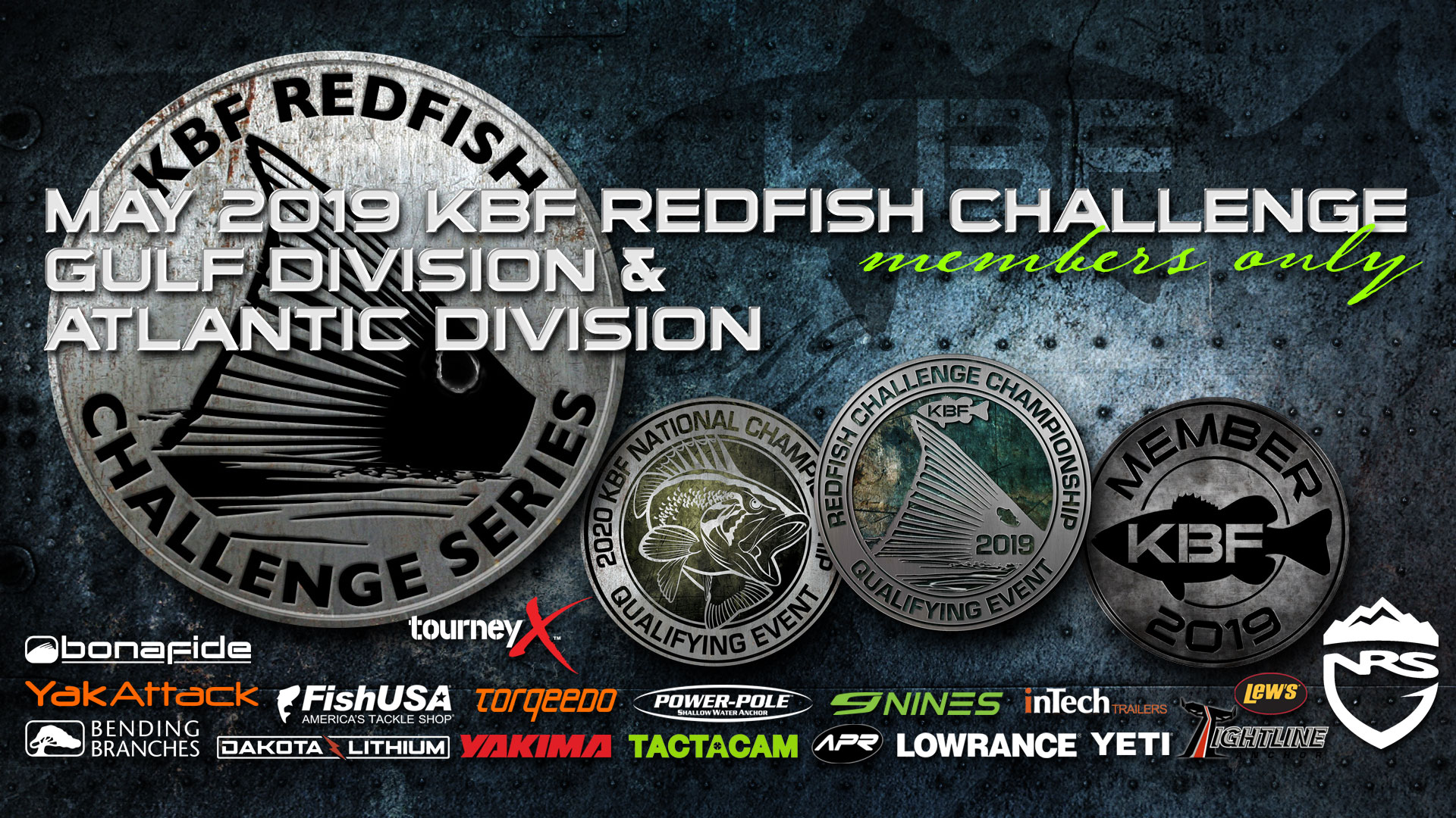 May 2019 KBF Redfish Challenge