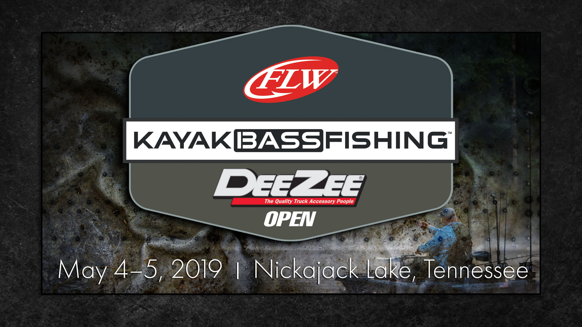 Dee Zee FLW-KBF Open on Nickajack Lake, TN