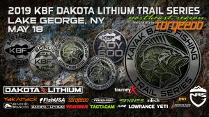 Dakota Lithium KBF TRAIL Series Tournament on Lake George, NY