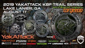 2019 KBF TRAIL Series Tournament on Lake Lanier