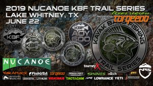 KBF TRAIL Series Tournament Lake Whitney