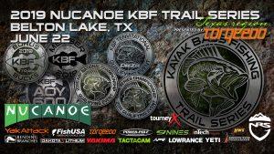 KBF TRAIL Series Tournament Belton Lake, TX