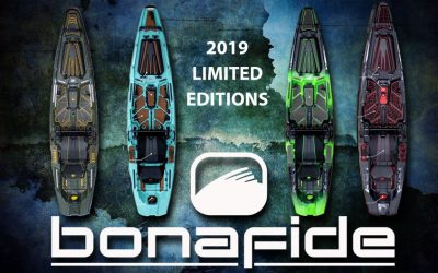 ICAST Preview: Bonafide Limited Edition Kayaks