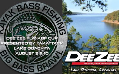 DEE ZEE SPONSORS LAKE OUACHITA KBF BIG BASS BRAWL