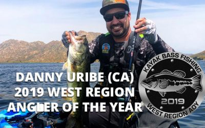 Danny Uribe – 2019 West Region AOY