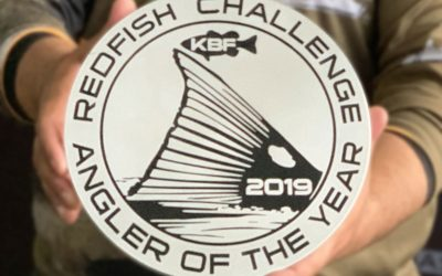 Dave Jaskiewicz 2019 KBF Redfish AOY
