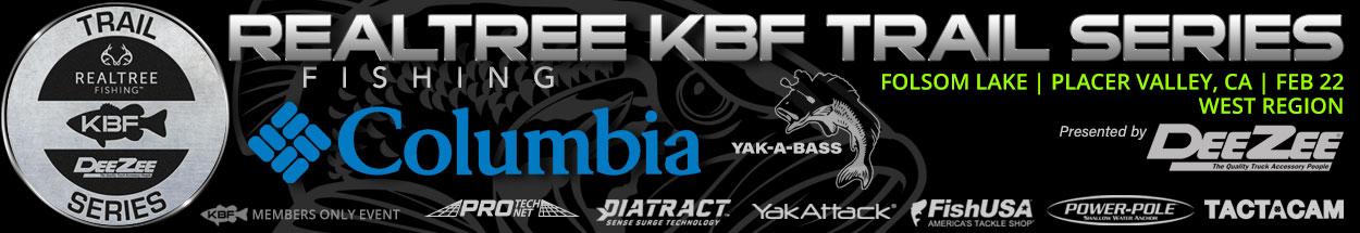Feb 22 KBF TRAIL Series Tournament at Folsom Lake