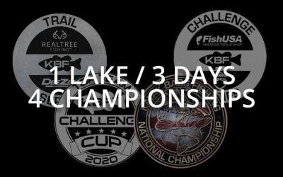 Three Days/Four Championships