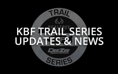 2020 KBF TRAIL Series Updates