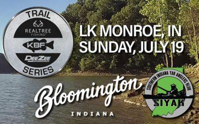 Lake Monroe 2 KBF TRAIL Event Recap