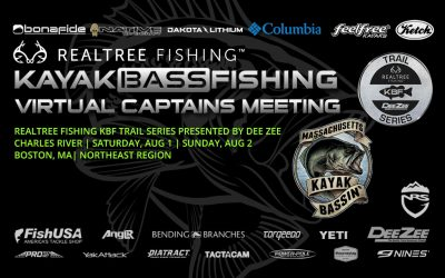 KBF TRAIL Captains Meeting – Charles River