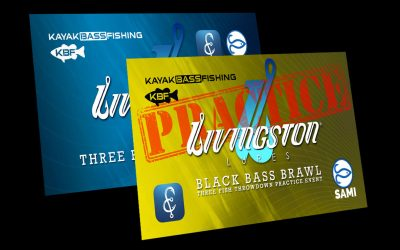 KBF and Livingston Lures Present the Three Fish Throwdown