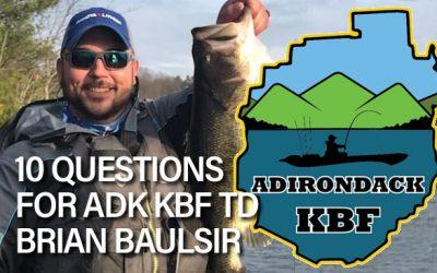 10 Questions: ADK-KBF TD Brian Baulsir