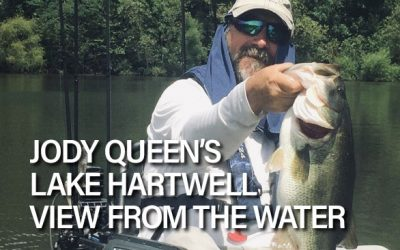 The View from the Water: Jody Queen on the KBF Trail at Hartwell/Keowee