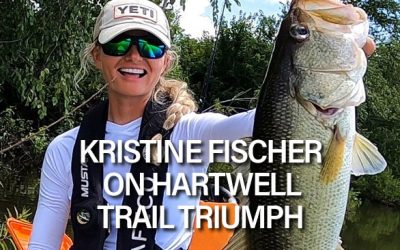 The Champion's Perspective: Kristine Fischer's KBF Trail Win at Lake Hartwell