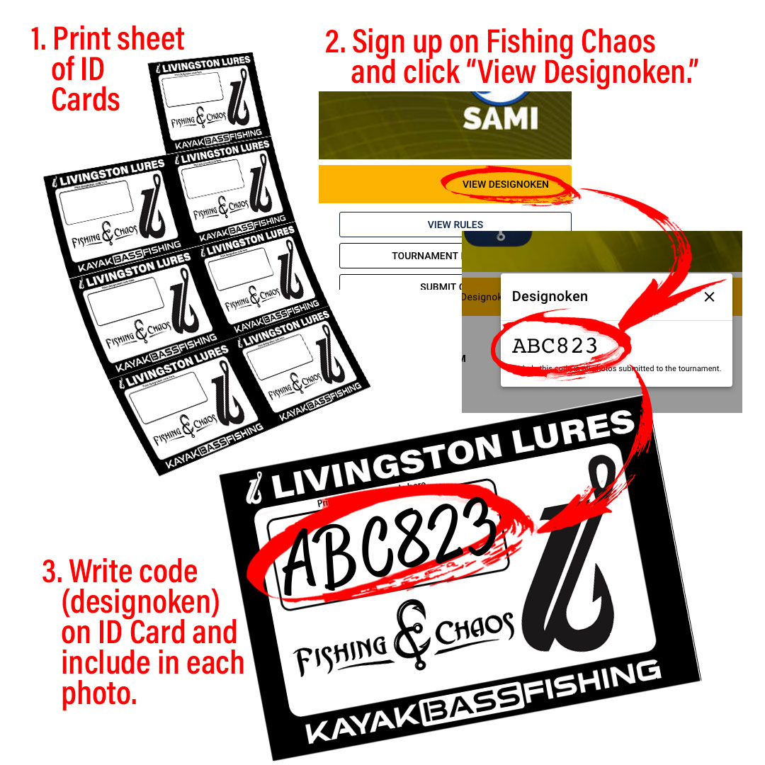 Fishing Chaos App