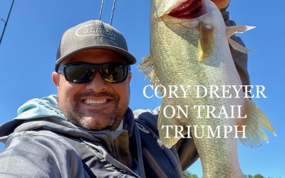 The Champion's Perspective: Cory Dreyer's KBF Trail Victory at Lake Lanier