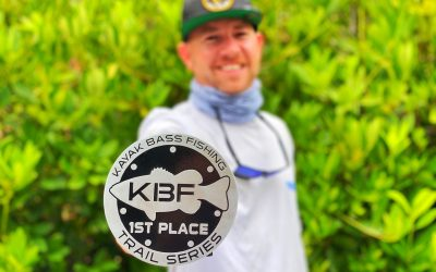 The View from the Water: Josh Bolz on Lake Lanier KBF Trail