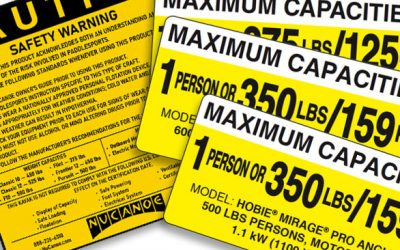 Manufacturers Update Motor Capacity Information