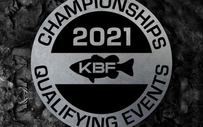 2021 KBF Qualifying Events (Unofficial Schedule)
