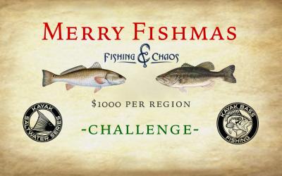 The MERRY FISHMAS Tournament