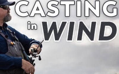 How To Cast in High Winds
