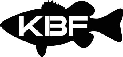 Kayak Bass Fishing Largemouth Bass Icon (KBF LMB Icon)