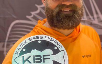 KBF TRAIL: Ken Morris Wins Battle of Crescent Kayak Teammates