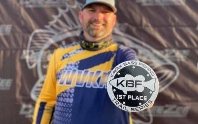 KBF TRAIL I at Lake Murray: Garavaglia Wins Dramatic Tie Breaker