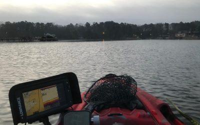 Jason Gardner On Losing and Learning in Kayak Fishing