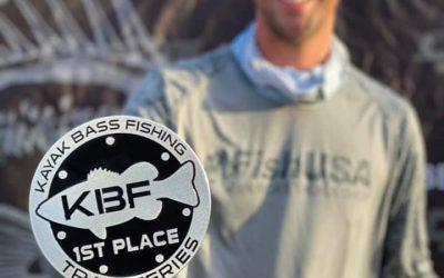 KBF TRAIL II at Lake Murray: Cody Milton's Big Day