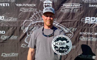 J.R. Rentz wins Saturday KBF TRAIL on Potomac