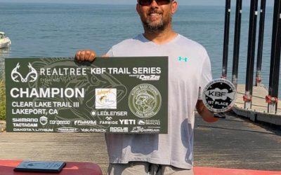Balaba, Rasmussen shake up FARWIDE KBF AOY race at Clear Lake