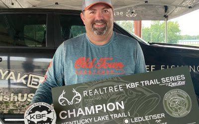 McClurkan, Weiker win on Kentucky Lake