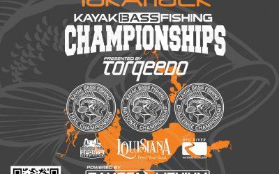The 2021 Kayak Bass Fishing Championships: Day 1 Recap
